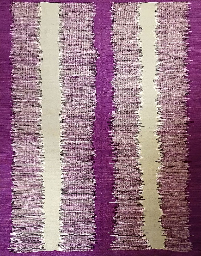kilim moderne mauve achat tapis, fait main