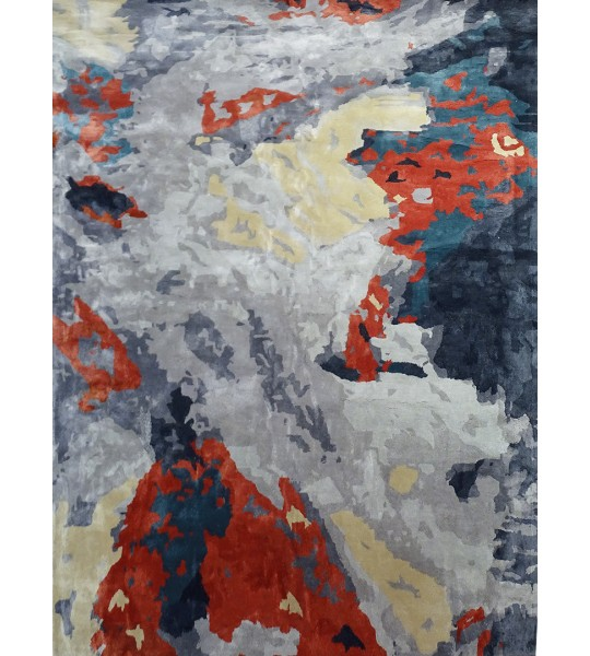 "TAPIS DESIGN""SALTO MULTI"""